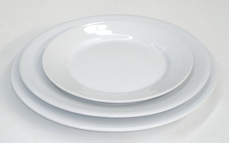 Side/Entree/Dinner Plates