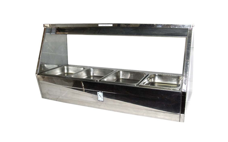 Glass Front Bain Marie