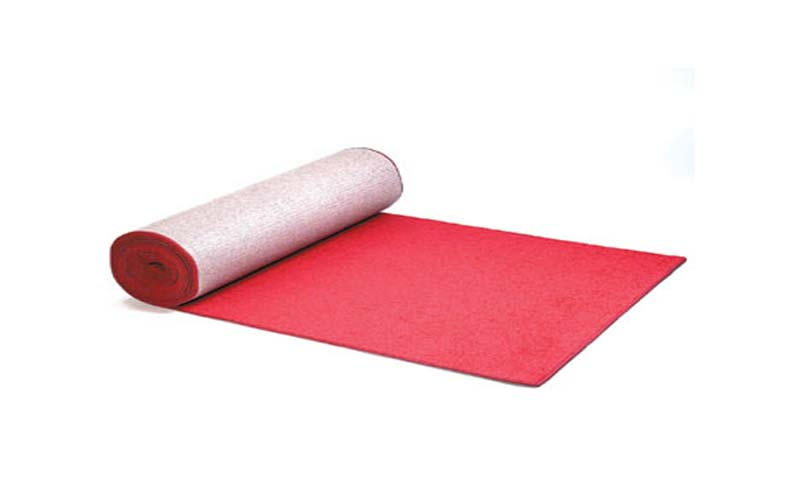 Carpet Red Runner