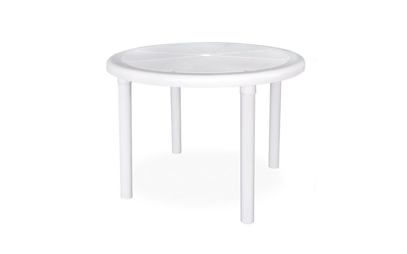 Plastic Garden Table
