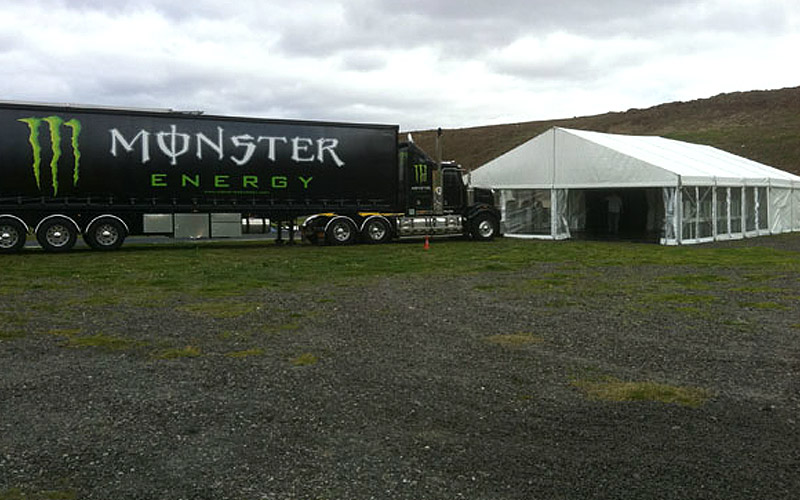Monster Truck Corporate Day