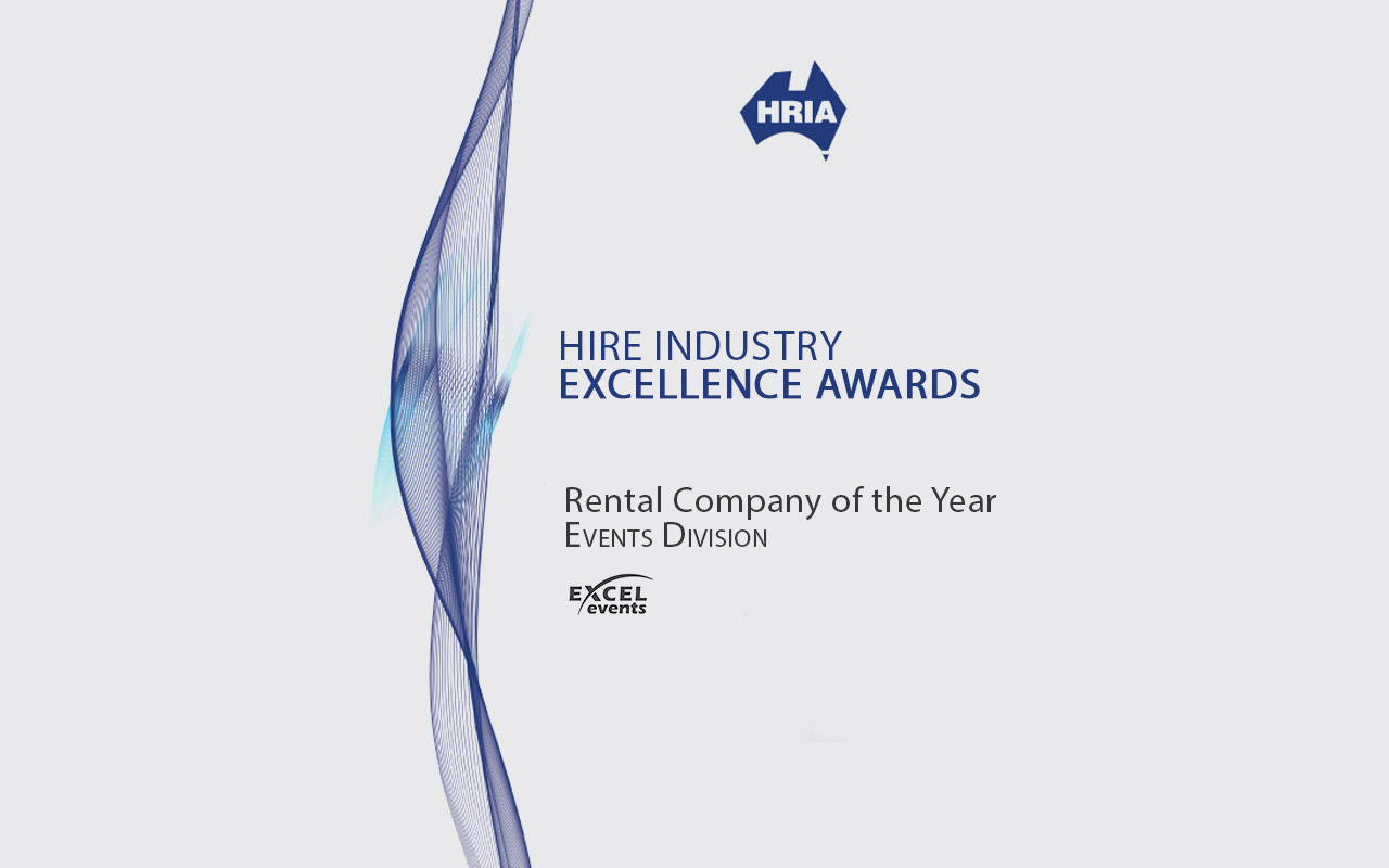2015 HRIA INDUSTRY EXCELLENCE AWARD